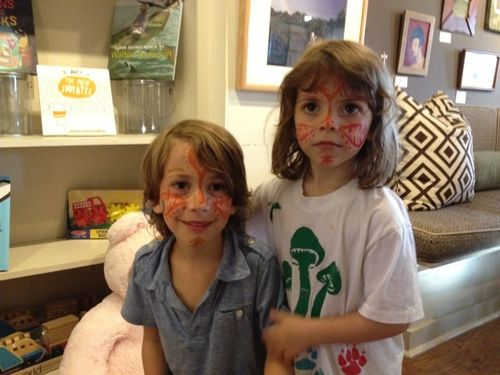 Kids_facepaint