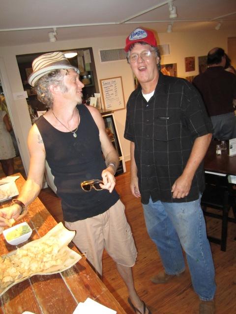 Duff and Jimbo